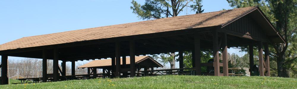 Konarcik pavilions